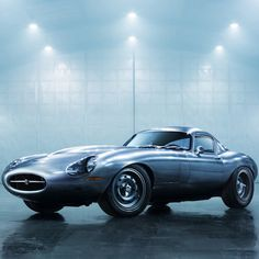 When it comes to classic British automobiles, I think it's probably safe to consider the E-Type king of the hill. In fact, one could probably make a fairly convincing argument that the E-Type is the most classic, classic car ever made. So when a company like Eagle comes along and recreates the E-Type, they're walking...