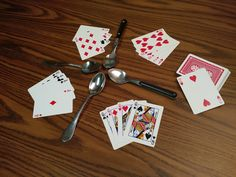 The Game of Spoons