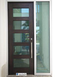 Diseños de puertas reforzadas | Modern door, Doors and Modern
