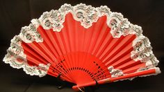 Spanish Hand Fans, One of a Kind