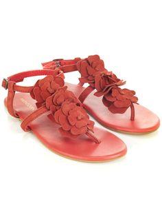 Gerbera Sandal | Pink | Monsoon