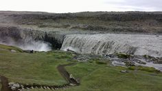 Dettifoss Wasserfall, Iceland / Island