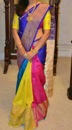 New Uppada Trendy Saree http://ift.tt/2pqFFVv  http://ift.tt/2qNiVDx  Uppada Trendy  -  New Uppada Trendy SareeUppada Silk is named after a small beach town of Uppada in East Godavari district of Andhra Pradesh India. Also known as Uppada Pattu  Uppada Silk sarees are made from the age old Jamdani method. Known for the unique designs in them Uppada sarees are usually made with Cotton