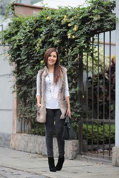 tana rendon look leggings blogger peruana