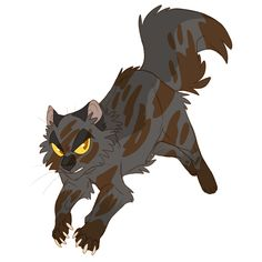 100 Warrior Cats Challenge Day 18: STORMFUR