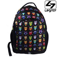 Backpack Schoolbag Rucksack School Zippers Shoulder Bag Trip XL Durable KIDS