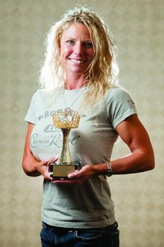 """Brandi McAtee's health provider calls her the poster child for living with chronic pain from systemic fibromyalgia as well as osteoarthritis and degenerative disc disease. On Sept. 24, McAtee, of Kalispell, was crowned the 2011 Figure B champion at the Washington Ironman Competition in Bellevue, Wash."""