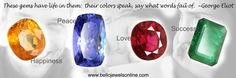 Learn how and why wearing gemstones can change your destiny