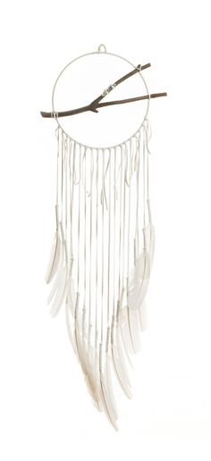 I will figure out how to make this dreamcatcher myself.