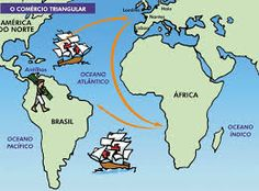 Este mapa diz-nos que até então os portugueses tinham descoberto todas as terras banhadas pelo oceano Atlântico, na América do sul e na costa Africana.
