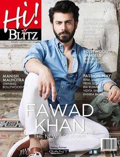 Woo! Feel the heat with Fawad Khan #FawadKhan #Superstar