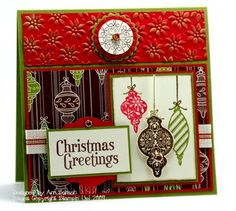 The Stampin' Schach: Trim the Tree at OCC