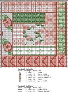 NenneDesign borduurpatronen - Freebee december '06