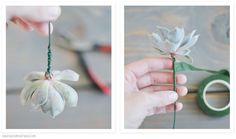 DIY Succulent Boutonnieres   How-to Wire Succulents for Arrangements