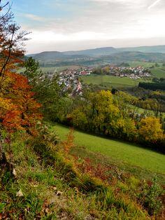 Schwaebische Alb ~ Staufer land