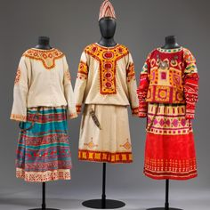 Costume worn by Vaslav Nijinsky as Albrecht in Act II of Giselle, designed by Alexandre Benois, 1910. Museum no. S.836&A-1981