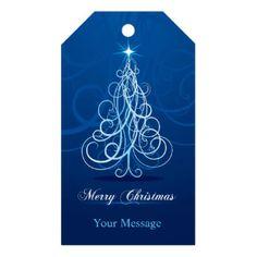 Merry Christmas 47 Gift Tags
