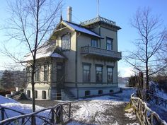 Edvard Grieg's house, Bergen, Norway- TOP of my list!!!! one of my favorite composers!
