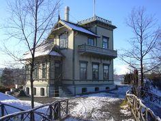 Edvard Grieg's house, Bergen, Norway