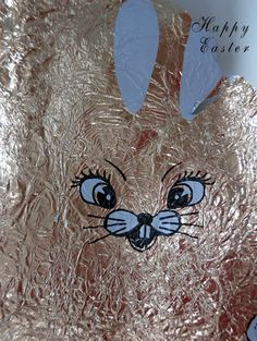 I love chocolate - especially at Easter and Christmas.