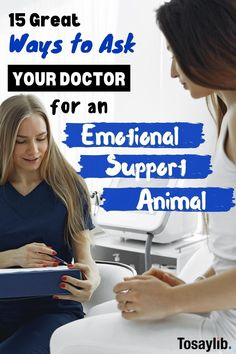 Emotional support animals can provide you with the affection and support that you need to relieve the symptoms caused by various mental conditions.    These samples will help you find the right words when figuring out how to ask doctor for emotional support animal.    #howtoaskdoctorforemotionalsupportanimal Mental Health Conditions, Mental Health Problems, Common Mental Disorders, Doctor Names, Animal Letters, Emotional Support Animal, Good Excuses, Anxiety Disorder, Being A Landlord
