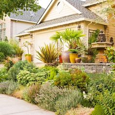 This weekend, take time to boost your home's curb appeal with these easy exterior projects. **Zinc on the roof**