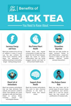 What Is Black Tea Good For? Heart Health, Digestion, and 5 More Perks - Cup & Leaf Health What Is Black Tea Good For? Heart Health, Digestion, and 5 More Perks - Cup & Leaf What Is Black Tea, Black Tea Benefits, Health Tips, Health And Wellness, Calendula Benefits, Coconut Health Benefits, Health Benefits Of Tea, Stomach Ulcers, Types Of Tea