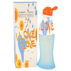 I Love Love Perfume By Moschino EDT Spray 3.4 Oz (100 Ml) For Women