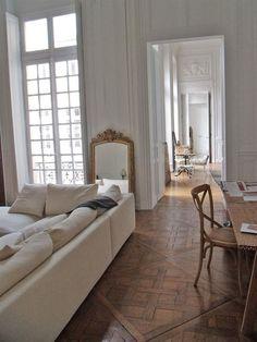 Appartement de luxe Paris 8ème.