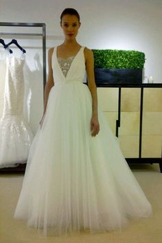 New York Bridal Market - Pictures, Trends and the latest collections from the bridal catwalk (BridesMagazine.co.uk)