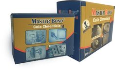 Master Bond Cola Cimentícia M
