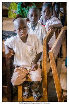 Makumbaya Lower Basic School, Makumbaya Village, The Gambia, West Africa