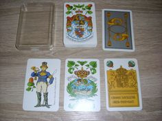 Skatkarten Postgeschichte unbespielte Karten Altenburg DDR