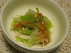 うるいの酢みそ和え Aemono of wild hosta: miso paste ,rice vineger suger,or mirin,katsuo bushi.