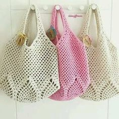 Marvelous Crochet A Shell Stitch Purse Bag Ideas. Wonderful Crochet A Shell Stitch Purse Bag Ideas. Crotchet Bags, Bag Crochet, Crochet Market Bag, Crochet Handbags, Crochet Purses, Knitted Bags, Love Crochet, Crochet Crafts, Crochet Projects