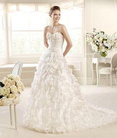 MIDAS » Wedding Dresses » 2013 Glamour Collection » La Sposa