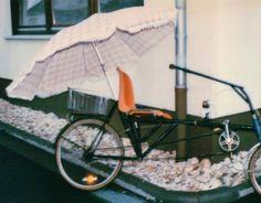 Selbst gebautes Liege Fahrrad (3 Gänge Versuch) Versuch, Baby Strollers, Bicycle, Strollers