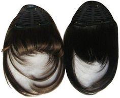 WIG-O-MANIA-FRINGE-BANG-HAIR-EXTENSIONS-100-HUMAN-HAIR-NATURAL-BLACK Bang Hair, Fringe Bangs, Real Human Hair Extensions, 100 Human Hair, Hairstyles With Bangs, Natural Hair Styles, Wigs, Fashion Outfits, Black