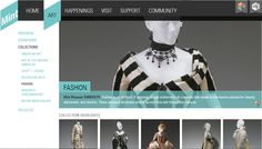The Mint Museum Fashion collection