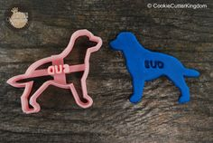 Custom Lab Cookie Cutter Personalized for by CookieCutterKingdom
