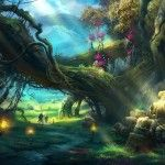 Enchanted Forest HD Wallpapers  HD Wallpapers Pop