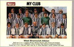 West Bromwich Albion 1971 - #West Bromwich Albion #Quiz #West Brom