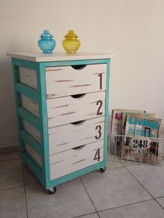 CAJONERA MULTI USO - Vintage y Reciclado - Casa - 395951