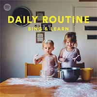 Your Daily Routine Playlist cover