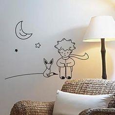 Affiche murale Le petit prince                                                                                                                                                                                 Plus
