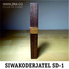 Prototype of new miswak holder SD-1 is ready for testing. #siwak #miswak #siwakoderjatel #miswakholder #sd-1