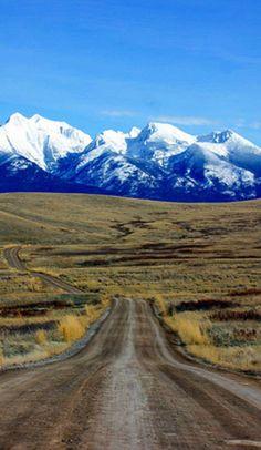 MONTANA ROAD TRIPS!!  Go wild in Montana!