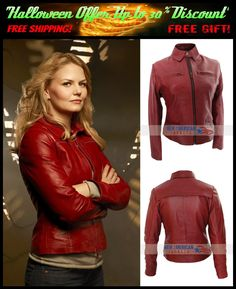 Halloween Sale OFFER! at NewAmericanJackets Emma Swan Once Upon a Time Jacket available on up to 31% discount Sale. >>   #EmmaSwan #OnceUponaTime #halloween #halloweenfashion #beautiful #girl #cute #fashion #shopping #dress #pink #fashionista #fashionstore #style #fitgirl #onlineshop #fashionpost #fashionable #stylish #topshop #fashionpleasure #womenFashion #femaleFashion #fallstyle