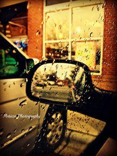 Sometimes I do like rainy days... A veces me gustan los dias de lluvia