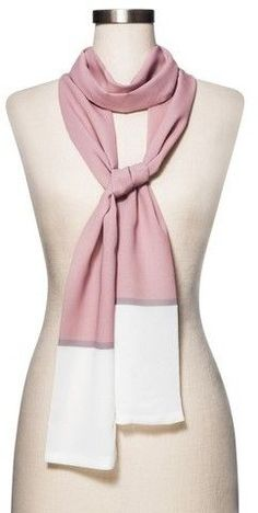 4da23601e Merona Women's Fashion Color Block Scarf - Merona Pink#target #Meronascarf  Women's Hats,